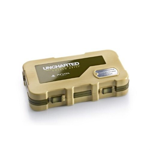 Price comparison product image Thrustmaster Uncharted Shock Resistant Case (PlayStation Vita)
