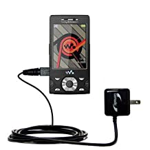 Rapid Wall Home AC Charger for the Motorola Flipside - uses Gomadic TipExchange Technology