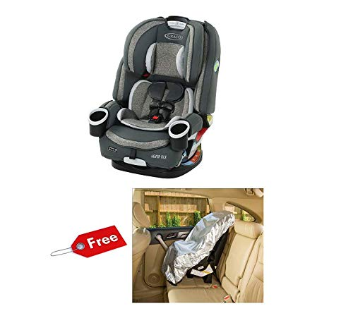 4Ever DLX 4-in-1 Convertible Car Seat with Freebies (Bryant DLX)