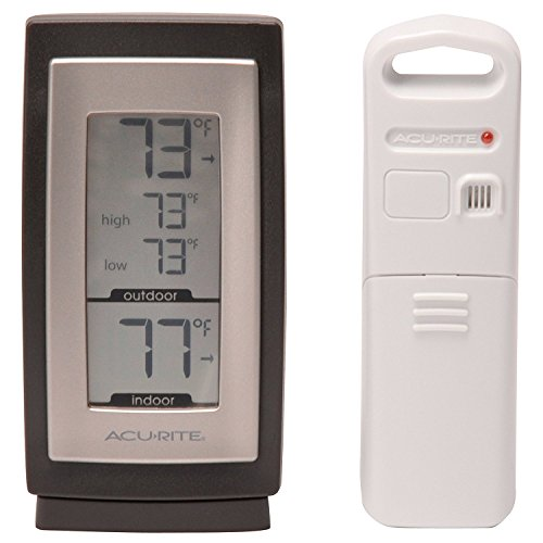 Chaney Instruments 00831A2 AcuRite Digital Indoor / Outdoor
