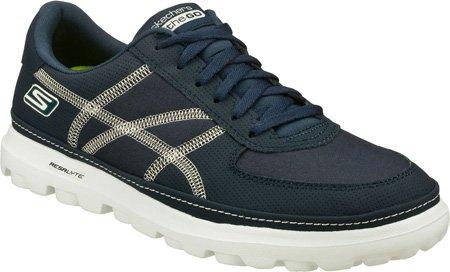 skechers ON THE GO - COURT - Zapatillas de deporte para hombre azul marino