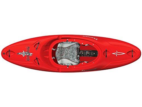 Dagger Mamba 8.1 Creeker Kayak Red