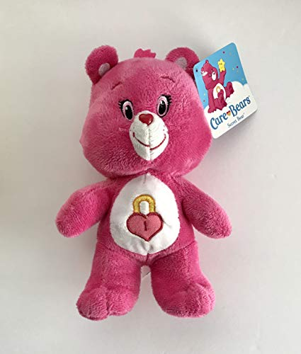 "Care Bears 8.5"" Plush Doll, Secret Bear from Care Bears"