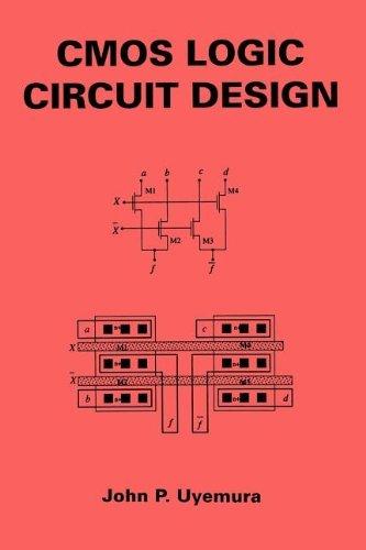 CMOS Logic Circuit Design Pdf