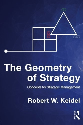 The Geometry of Strategy: Concepts for Strategic Management by Robert W. Keidel (2010-05-12)
