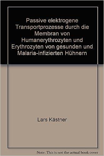 Amazon.com: Passive Elektrogene Transportprozesse Durch Die Membran ...