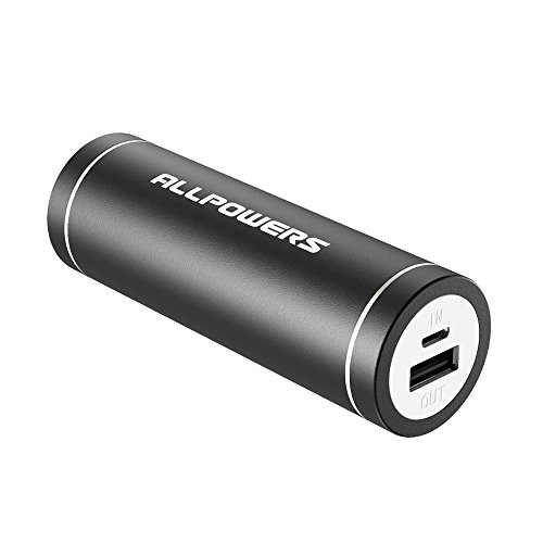 ALLPOWERS 5400mAh External Pocket Size Portable