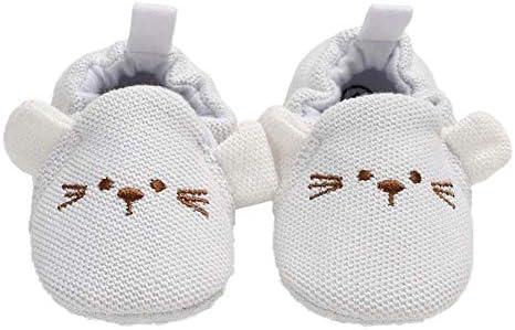 Demarkt babyschoenen baby breien slappen kruipschoenen breien kruipschoenen voor baby baby meisjes baby jongen baby schoenen 018 maanden