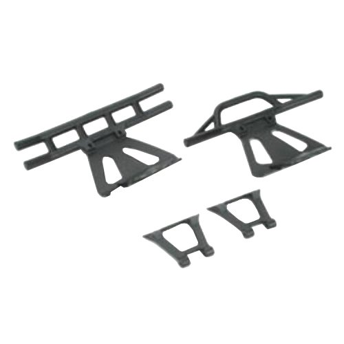 (Losi Front/Rear Bumpers & Braces: LST/2 XXL/2)