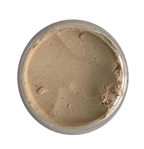 SILK GOLD LUSTER DUST (4 grams container) By Oh! Sweet Art Corp