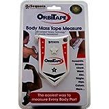 OrbiTape Body Mass Tape Measure