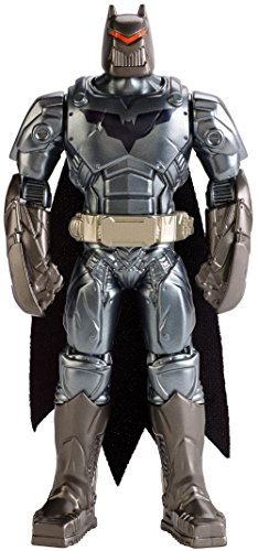 DC Justice League Action Armored Batman Figure, 6