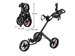 Image Result For Golf Cart Pushing