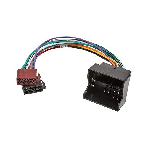 Inex Renault Koleos Quadlock Radio Wiring ISO Harness Headunit Connector Loom: