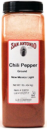 um New Mexico Light Chile Pepper Chili Powder (New Mexico Chile Peppers)