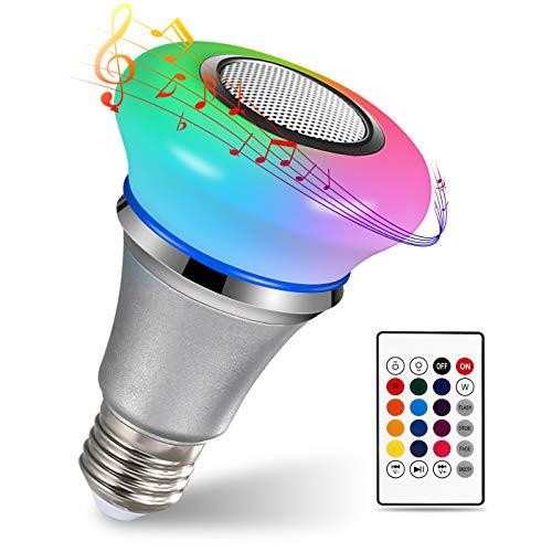 Led Light Bulb Bluetooth Speaker in US - 4