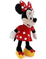 Pelúcia Minnie com Som Multikids Rosa 33cm