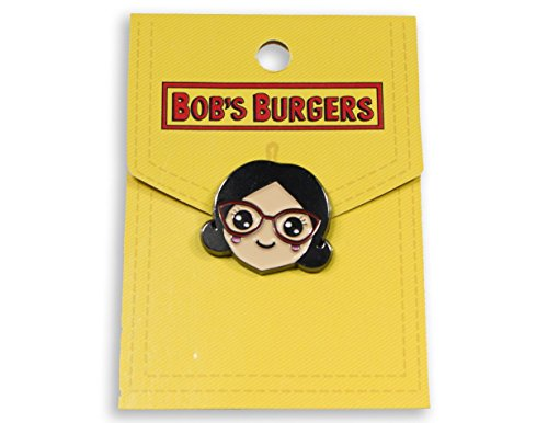 Ripple Junction Bob's Burgers Stylized Linda Enamel Pin ()