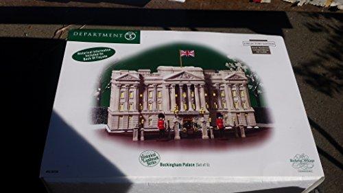 Buckingham Palace Garden (dept 56 Buckingham Palace historical landmark 56.58736)