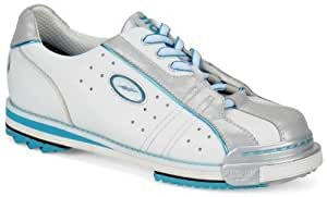 Storm Women's SP601 Bowling Shoes, White/Teal, 10
