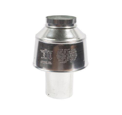 Bakers Pride R3002Y Direct Vent Draft Flue Diverter (Ds Diverter)