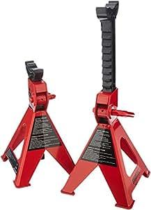 AmazonBasics - Gatos estabilizadores, de acero, Capacidad de 2 toneladas- 1 par