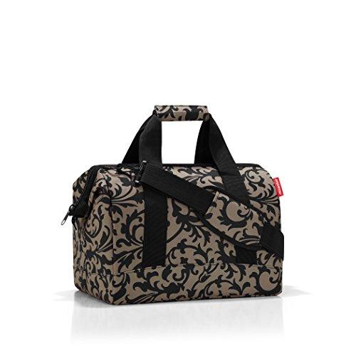 Baroque Bag (reisenthel allrounder M, Medium Weekender Bag, Baroque Taupe)