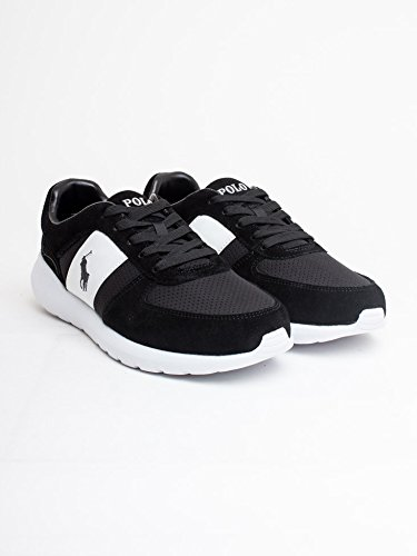 Polo Ralph Lauren Cordell Trainers Black 8 UK for cheap online GO3QFZ