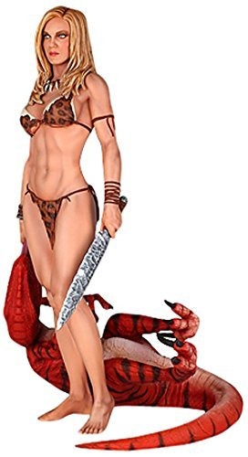 Gentle Giant Shanna The SheDevil Statue by Gentle Giant