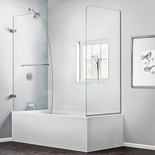 Top Bathtub Sliding Doors
