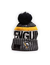 Fans Hats Winter Knit Cuffed Beanie Sports Hats Fashion Toque Cap for Gift