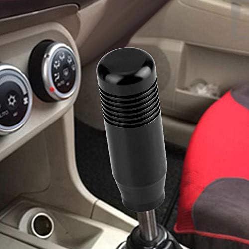 Aluminum Alloy Car Manual Gear Shift Knob Handle Shifter Head 8.5 ...