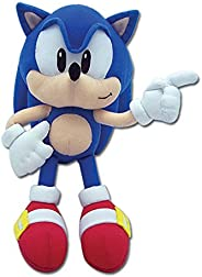 Great Eastern Sonic The Hedgehog: Classic Sonic 9'' Plush