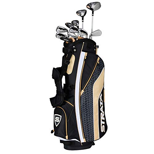 Callaway Women's Strata Tour Complete Golf Set (16-Piece, Right Hand) (Golf Club Set Callaway)