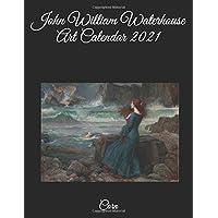 John William Waterhouse Art Calendar 2021