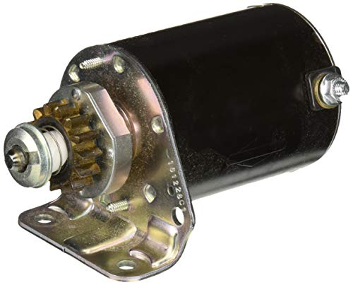 Stratton Starter - Briggs and Stratton 593934 Electric Starter Motor