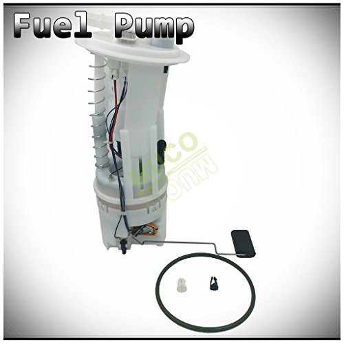- MUCO New 1pc Electric Intank Fuel Pump Module Assembly w/Level Sensor Sending Unit Fit 05-16 Nissan Frontier 05-12 Pathfinder 05-15 Xterra 09-12 Suzuki Equator 2.5L/4.0L E8743M