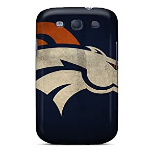 New Diy Design Denver Broncos For Galaxy S3 Cases Comfortable For Lovers And Friends For Christmas Gifts