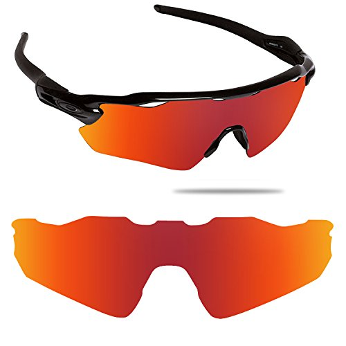Fiskr Anti-saltwater Polarized Replacement Lenses for Oakley Radar EV Path - Lens Radar Path