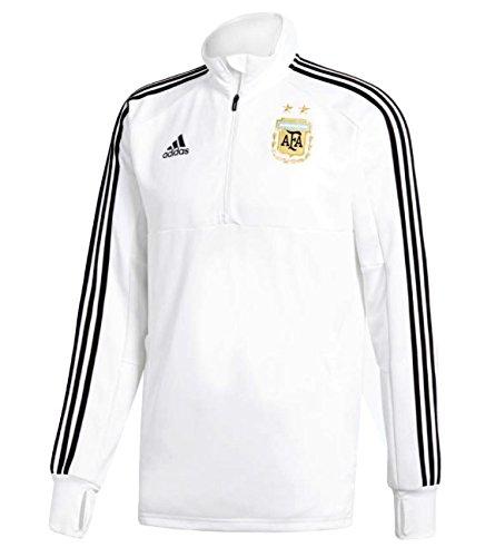 カロリー証拠土adidas(アディダス) アルゼンチン代表CONDIVO18トレーニングトップ (eep08)