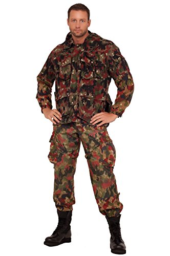Swiss Alpenflage Camoflauge Set (Large) -