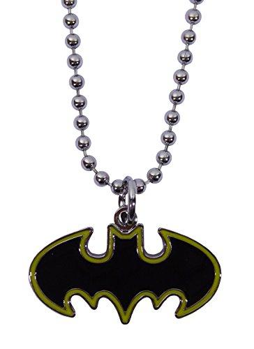 DC+Comics Products : Batman Necklace Dog Tag DC Comics Warner Bros Original US American Superhero