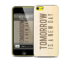 tomorrow iPhone 5c protective phone case