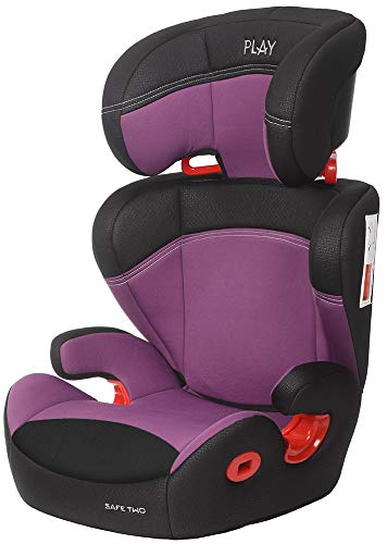 Silla de coche grupo 2//3 Color Dino Play Safe Two