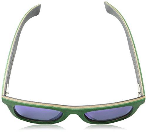 Lenoir Eyewear LE54001.2 Lunette de Soleil Mixte Adulte, Vert