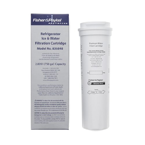 Fisher Paykel 836848 Refrigerator Filter