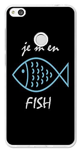 coque poisson huawei p9 lite