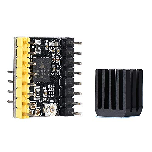 KINGPRINT TMC2130 V2.0 Stepper Motor StepStick Mute Silent Driver with Heatsink for 3D Printer Control Board (Pack of 2 pcs) by KINGPRINT (Image #4)