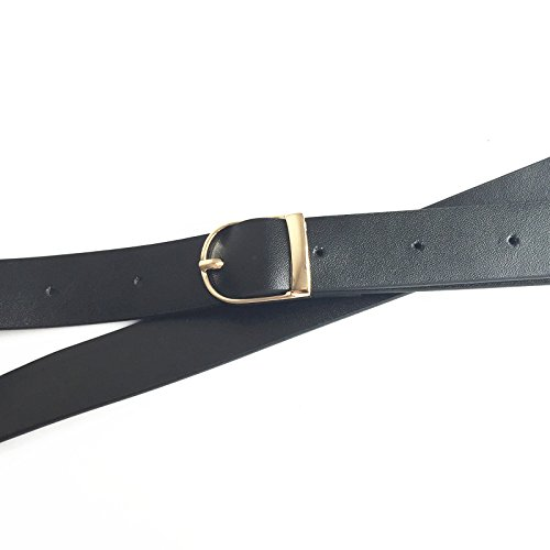 Black 137cm Cross Lam 117cm Body Strap Wide Bag Tone Gallery Gold Handbags Straps Replacement 2 Adjustable Strap 5cm Wn1r16qwR