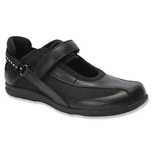 Drew Shoe Mujeres Joy Black / Stretch